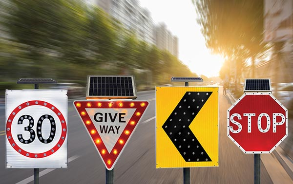 Solar Road, Traffic Products and Deck Lights